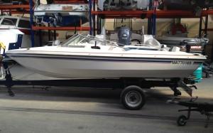 Alizee Boat